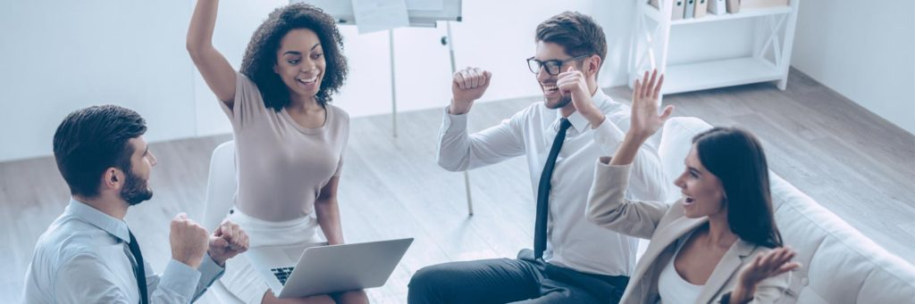 how to bring up morale at work